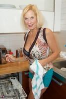 Molly MILF. Housework Again Free Pic 2