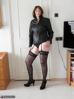 Kat Kitty. Back Seamed Stockings Pt1 Free Pic 2