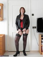 Kat Kitty. Back Seamed Stockings Pt1 Free Pic 5