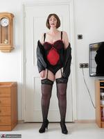 Kat Kitty. Back Seamed Stockings Pt1 Free Pic 7