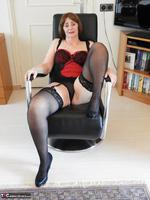 Kat Kitty. Back Seamed Stockings Pt1 Free Pic 13
