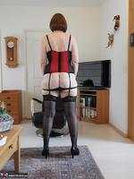 Kat Kitty. Back Seamed Stockings Pt1 Free Pic 16