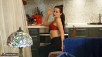 Diana Ananta. Kitchen Striptease Free Pic 1
