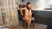 Diana Ananta. Kitchen Striptease Free Pic 9