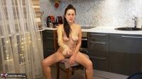 Diana Ananta. Kitchen Striptease Free Pic 19