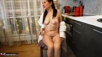 Diana Ananta. White Bathrobe Free Pic 18