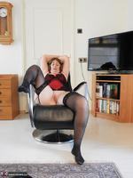 Kat Kitty. Back Seamed Stockings Pt2 Free Pic 3