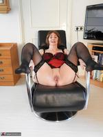 Kat Kitty. Back Seamed Stockings Pt2 Free Pic 4