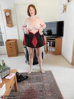 Kat Kitty. Back Seamed Stockings Pt2 Free Pic 13