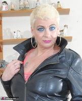 . Leather Jacket Free Pic 1