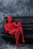 Hot Milf. Posing In My Red Funsuit Pt1 Free Pic 10