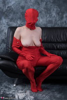Hot Milf. Posing In My Red Funsuit Pt1 Free Pic 20