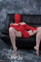Hot Milf. Posing In My Red Funsuit Pt2 Free Pic 8