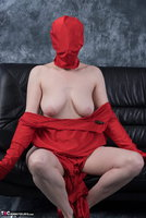 Hot Milf. Posing In My Red Funsuit Pt2 Free Pic 9