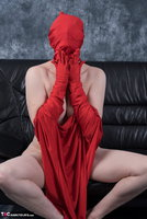 Hot Milf. Posing In My Red Funsuit Pt2 Free Pic 11