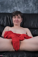 Hot Milf. Posing In My Red Funsuit Pt2 Free Pic 18