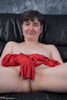 Hot Milf. Posing In My Red Funsuit Pt2 Free Pic 19