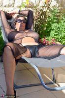 LuLu Lush. Lulu Sunning In The Courtyard Free Pic 13