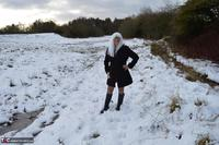 Barby Slut. Barby In The Snow Free Pic 1