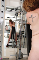 Misty B. Messing around in the gym pt2 Free Pic 6