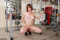 Misty B. Messing around in the gym pt2 Free Pic 16