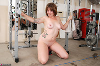 Misty B. Messing around in the gym pt2 Free Pic 18