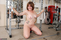 Misty B. Messing around in the gym pt2 Free Pic 19