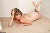 Misty B. Stripey dress striptease pt2 Free Pic 8