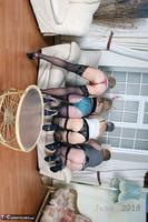 . Savana, Molly, Trisha & Lily May Free Pic 6