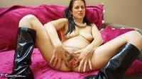Diana Ananta. Black Boots Pt3 Free Pic 6