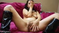 Diana Ananta. Black Boots Pt3 Free Pic 7