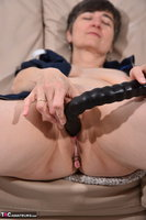 Hot Milf. Dildo Fucking On The Sofa Pt2 Free Pic 10