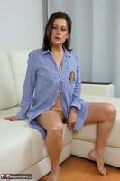 Diana Ananta. White Sofa Free Pic 3