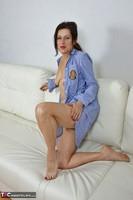 Diana Ananta. White Sofa Free Pic 9