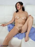 Diana Ananta. White Sofa Free Pic 13
