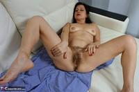 Diana Ananta. White Sofa Free Pic 16