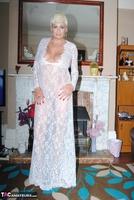 . Lace Dress Free Pic 4