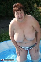 Kinky Carol. Paddling In My Pool Pt2 Free Pic 13