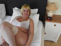 Kat Lara. White Bra Pt2 Free Pic 4