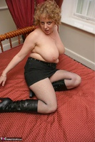 Curvy Claire. Claire's Windswept Four Poster Bed Pt2 Free Pic 5