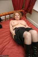 Curvy Claire. Claire's Windswept Four Poster Bed Pt2 Free Pic 8