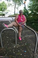 Lexie Cummings. Lexie Strips Down The Lane Free Pic 5