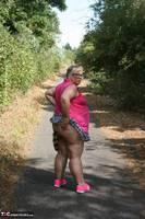 Lexie Cummings. Lexie Strips Down The Lane Free Pic 13