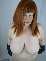 Mrs Leather. Leather trousers strip off Free Pic 20