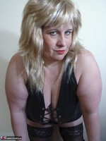 Mrs Leather. Blonde Tramp Free Pic 10
