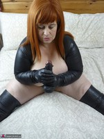 Mrs Leather. Big Black Cock Free Pic 10