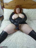 Mrs Leather. Big Black Cock Free Pic 16