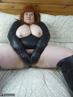 Mrs Leather. Big Black Cock Free Pic 18