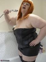 Mrs Leather. Wet Leather Free Pic 6