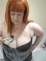 Mrs Leather. Wet Leather Free Pic 11